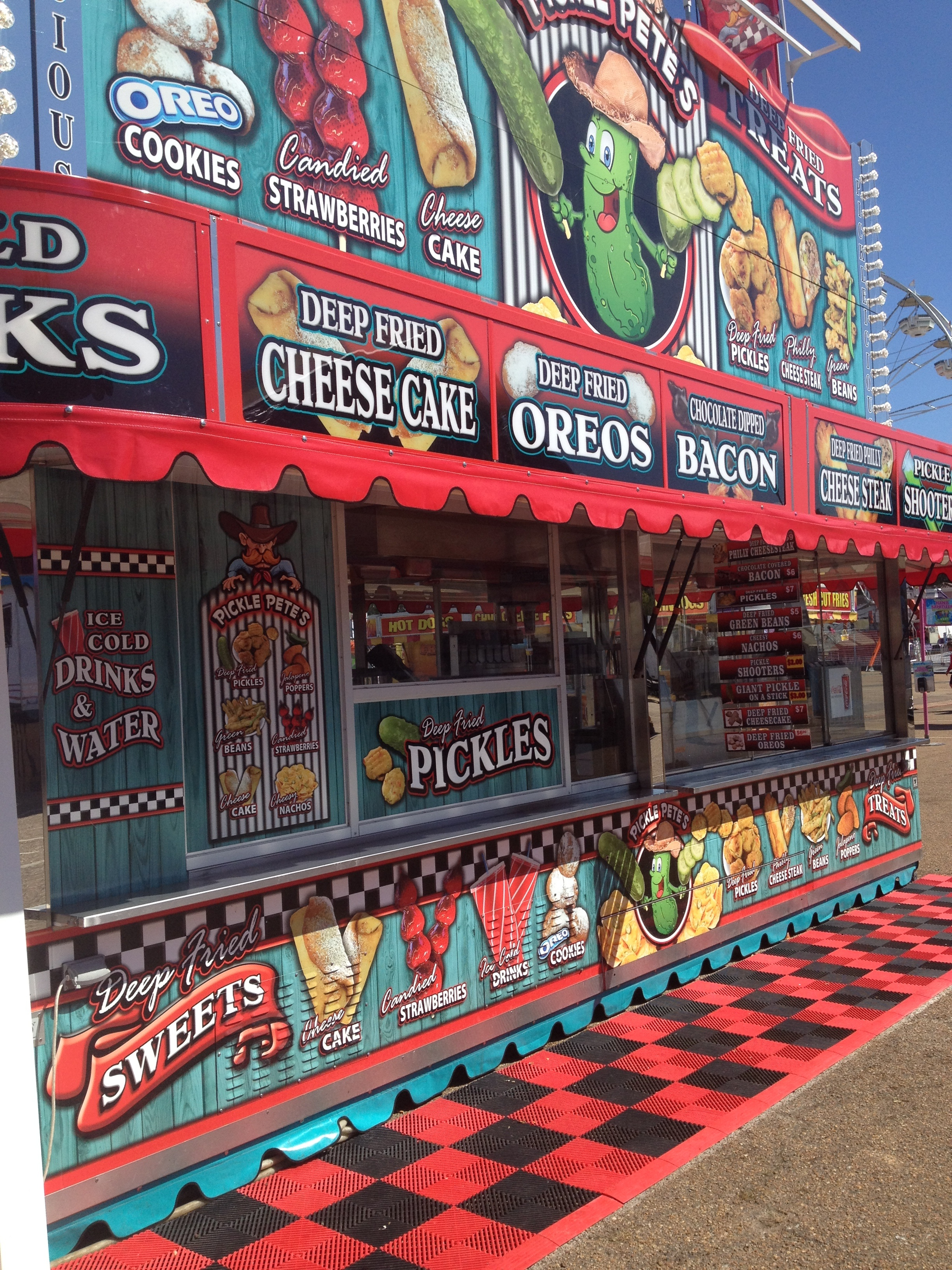 Mississippi State Fair Coney Island With A Southern Twist